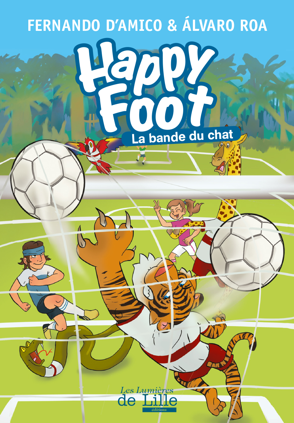 1re Happy Foot
