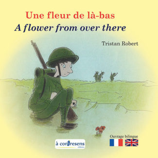 cover_UneFLEUR-dela-bas-AcontresensEDitions