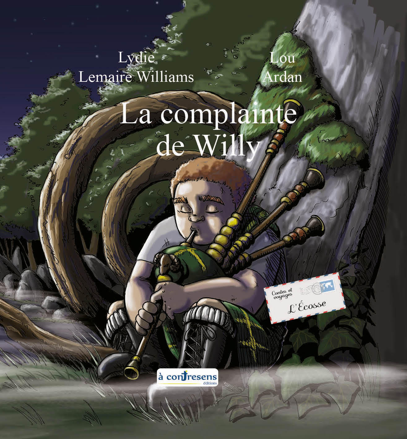 Visuel La complainte de Willy