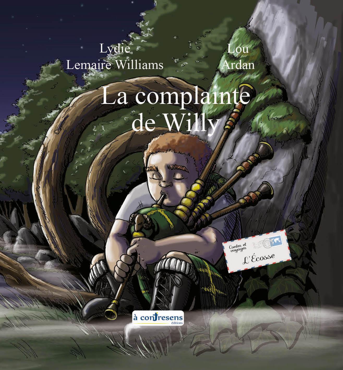 Visuel La complainte de Willy