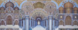 Victor Simon - La toile bleue